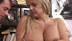 Blonde Wanda Lust Is Getting Pussy-licked By A Dude