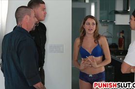 Teen Kinsley Eden Is In Trouble