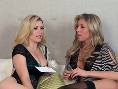 Heather Vandeven And Second Blondie In Interview