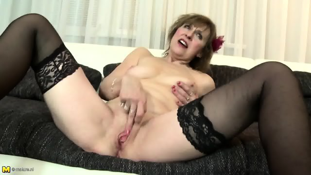 Sweet Mature Queens With Thirsty Cunts