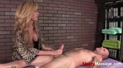 Helen Deniz Handjob Massage